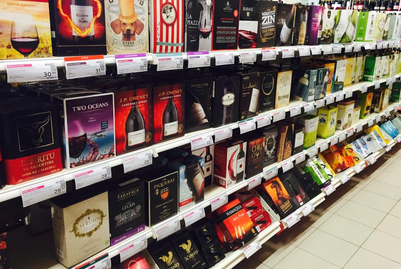 Piqueras: vino español número 1 en Finlandia